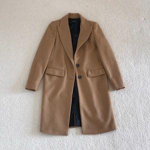 ZARA Nenswear Coat- Camel